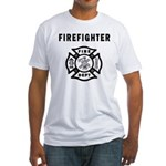 Firefighter Fitted T-Shirt