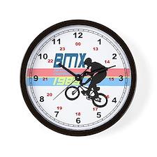 1980's BMX Wall Clock