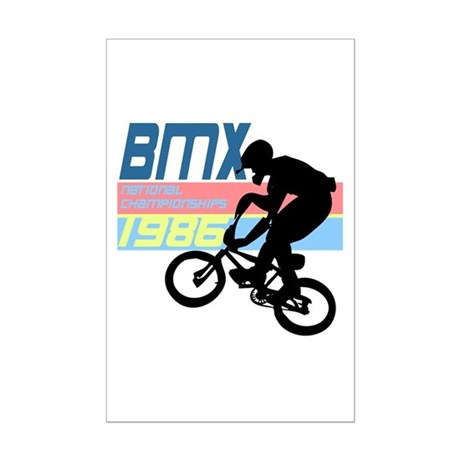 1980 39 s bmx posters by tshirtypoo. Black Bedroom Furniture Sets. Home Design Ideas