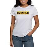 Policia Women's T-Shirt