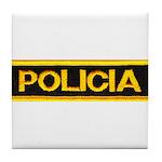 Policia Tile Coaster