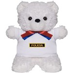 Policia Teddy Bear