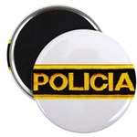 Policia Magnet