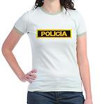 Policia Jr. Ringer T-Shirt