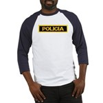 Policia Baseball Jersey