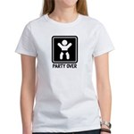 Party Over Women's T-Shirt