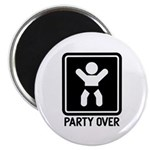 Party Over Magnet