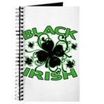 Black Shamrocks Black Irish Journal