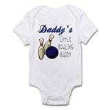Daddy's Bowling Buddy Infant Bodysuit