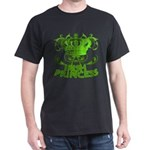 Crown and Scroll Irish Princess Dark T-Shirt