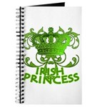Crown and Scroll Irish Princess Journal