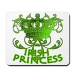 Crown and Scroll Irish Princess Mousepad