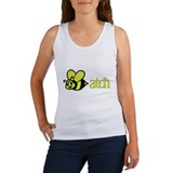 Biatch Women's Tank Top