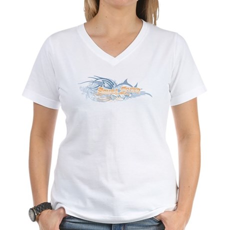 Way of Life Women's V-Neck T-Shirt