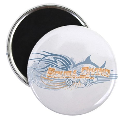 "Way of Life 2.25"" Magnet (10 pack)"