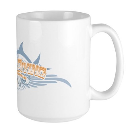 Way of Life Large Mug