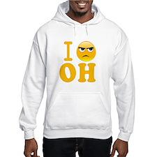 Unique Hate ohio Hoodie