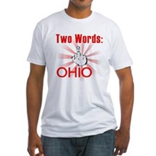 Cool Hate ohio Shirt