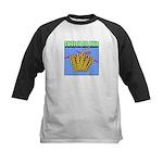 Swatch me Knit Kids Baseball Jersey