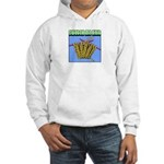 Swatch me Knit Hooded Sweatshirt