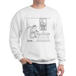 Accessible Litter Box Sweatshirt