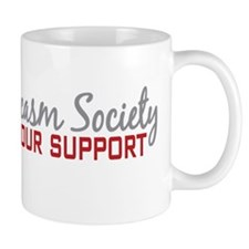 National Sarcasm Society Mug