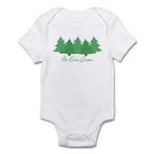 Be Ever Green Infant Bodysuit