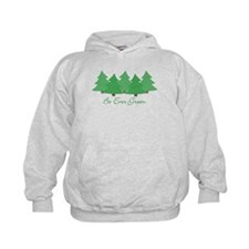 Be Ever Green Hoodie