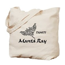 Cute Tahiti Tote Bag