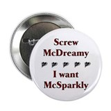 "Twilight McSparkly 2.25"" Button"