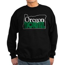 Oregon NORML Logo Sweatshirt