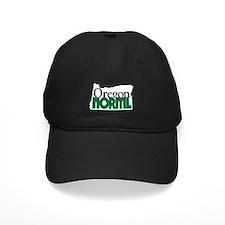 Oregon NORML Logo Baseball Hat