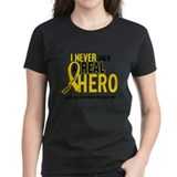 Never Knew A Hero 2 GOLD (Grandson) Tee