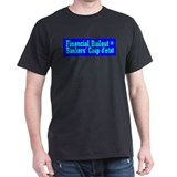 Financial Bailout = Coup T-Shirt