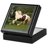 Gypsy Horse Keepsake Box