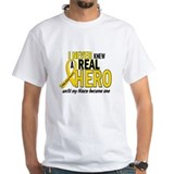 Never Knew A Hero 2 GOLD (Niece) Shirt