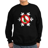 No L Snowflake Sweatshirt