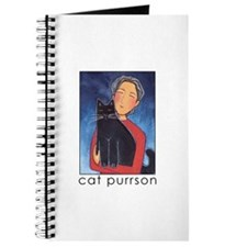 CAT LADY No. 42...Journal or Blank Book
