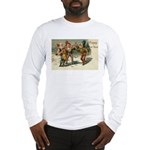 Irish Christmas Long Sleeve T-Shirt