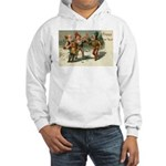 Irish Christmas Hooded Sweatshirt