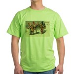 Irish Christmas Green T-Shirt