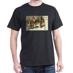 Irish Christmas Dark T-Shirt