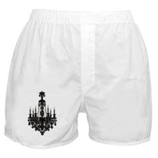 Cute Chandelier Boxer Shorts