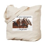 &quot;Tons&quot; of Horse Power Tote Bag