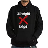 &quot;Straight Edge&quot; Hoody