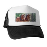 Belgian Logging Team Trucker Hat