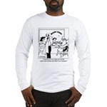 No Mad Cow Here Long Sleeve T-Shirt