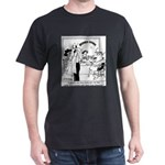 No Mad Cow Here Dark T-Shirt