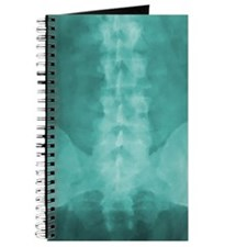 Aqua Digital X-Ray Art Journal