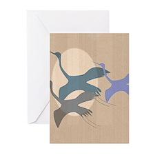 Whooping Crane Greeting Cards (Pk of 10)